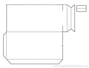как сделать почтовый конверт из листа ...: vitalgar-nn.ru/как-сделать-почтовый...